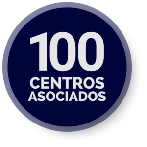 100 centros asociados