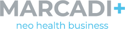 Logo Marcadi Salud neo health business