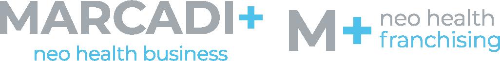 Logo Marcadi Salud Neo Health Franchising