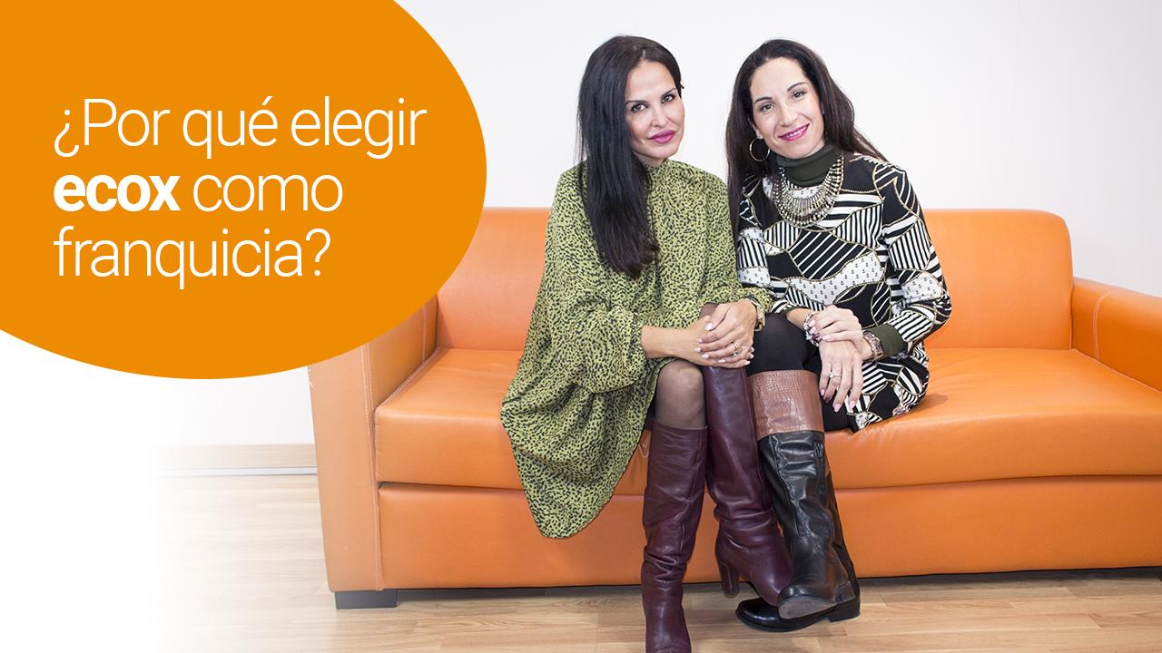 Cari y Almudena, se suman a la familia de ecox en Cartagena