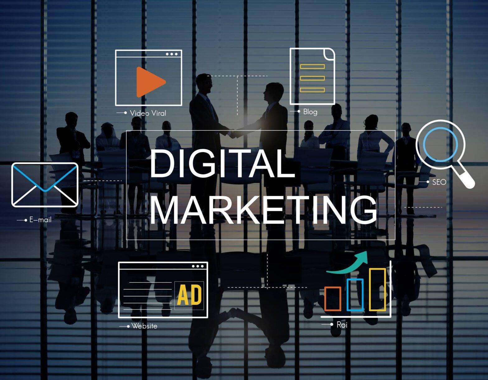 Digital Marketing ginecologos clinicas medicos marcadi salud