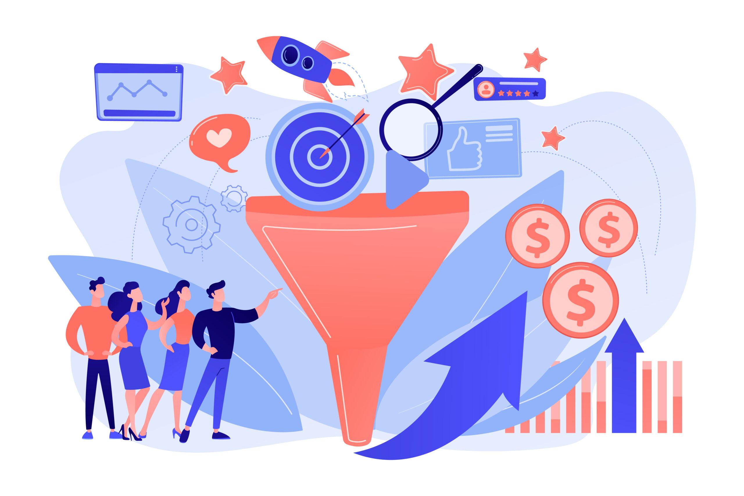 Cómo crear un embudo de conversión eficaz para nuestra estrategia de Inbound Marketing