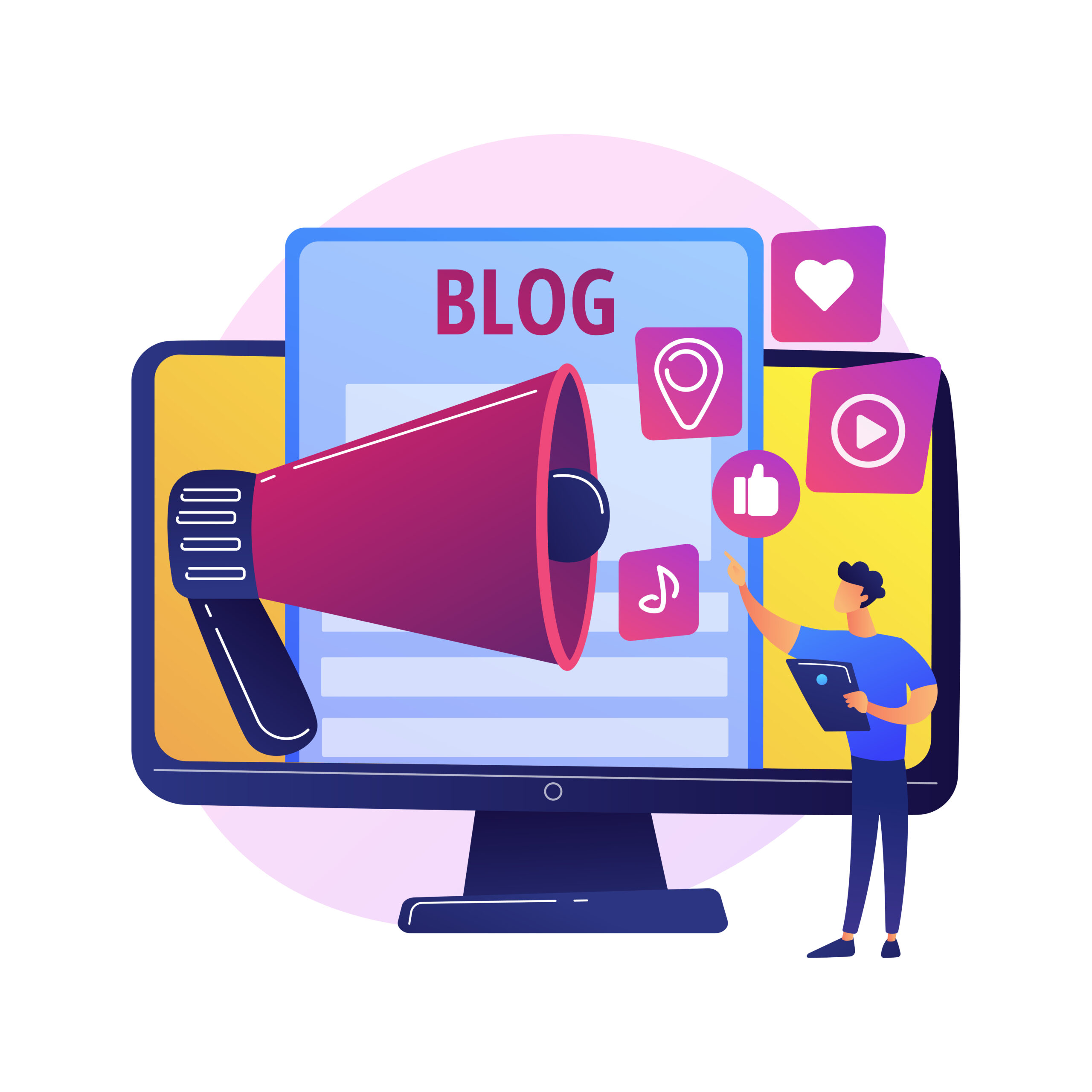 Claves para escribir un buen artículo en tu blog